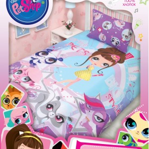 Littlest Pet Shop CITY (MonaLiza) ���. 521503/2: ������, ������